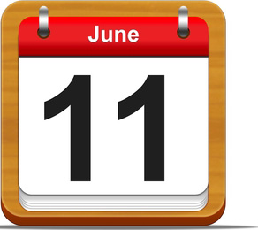 Calendar Day 11th