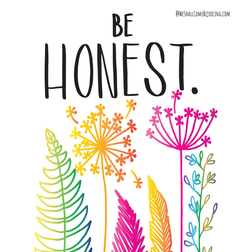 be-honest-vector-id680914644.jpg